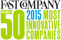 Fast Company 50 Most Innovative Companies 2015