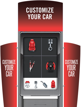 Customize your car